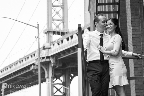 Mike Ngo DUMBO Brooklyn NYC Engagement Wedding -12.jpg